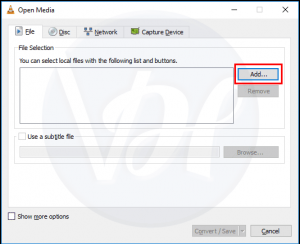 How to Convert SWF to MP4 Using the VLC Media Player
