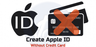 create-apple-id-without-credit-card