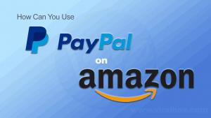 Comment utiliser PayPal sur Amazon?
