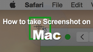MAC Print Screen | How to Screenshot on Mac