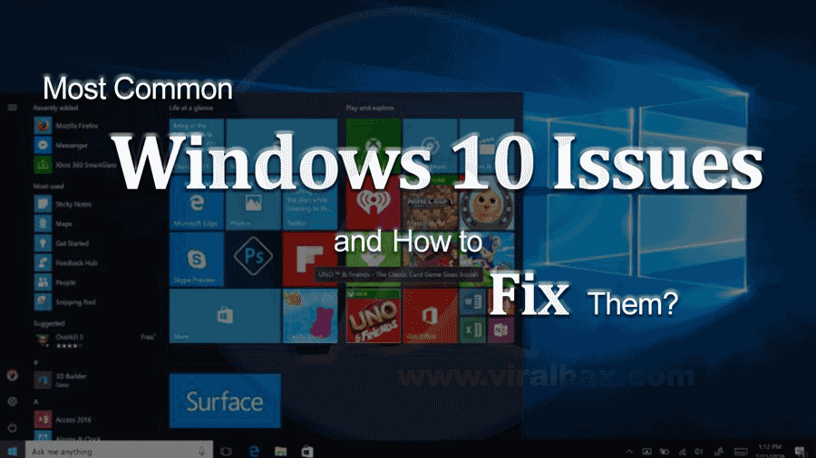 Most-Common-Windows-10-Issues-and-How-to-Fix-Them