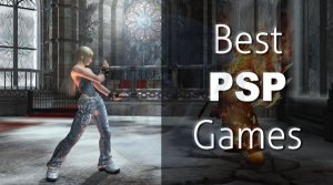5 Best PSP Games of All Time | 2019 Edition