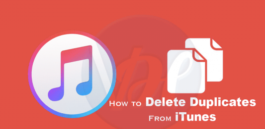 Delete-Duplicates-in-iTunes