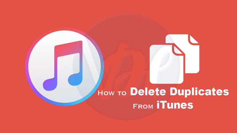 Delete-Duplicates-in-iTunes