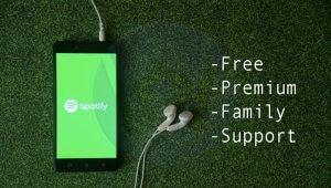 Spotify Free vs Premium vs Student vs Family Plan