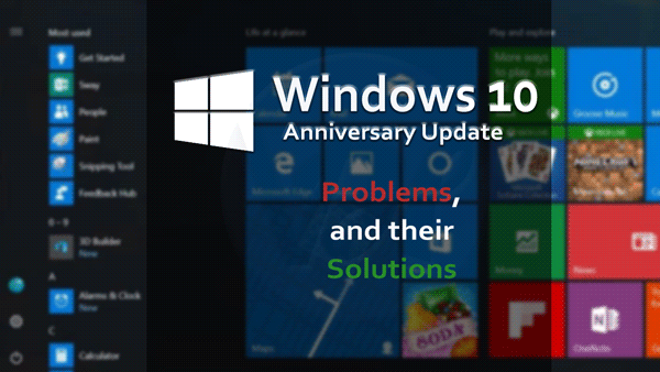 Windows-10-Anniversary-Update-Problems-and-their-Solutions