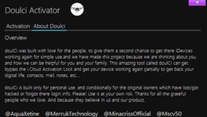 download doulci icloud bypass tool for windows