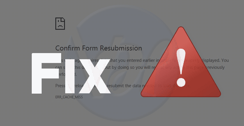 fix-Confirm-Form-Resubmission-Error