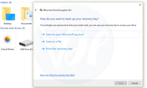 How to Encrypt a USB Flash Drive Easily