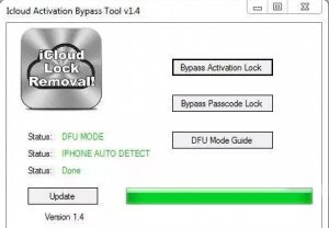 iphone activation lock removal itunes
