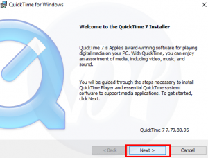 How to Install Quicktime For Windows 10?
