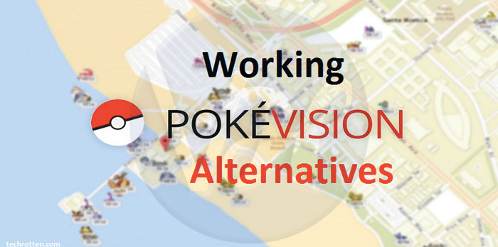 pokevision-alternatives