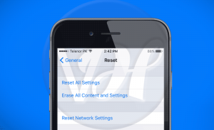 How to Reset Network Settings in iPhone
