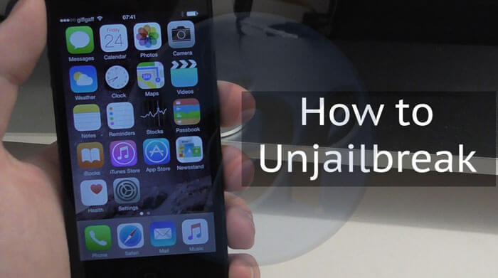 How-to-UnJailBreak-an-iPhone