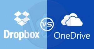 OneDrive Vs DropBox | Cloud Storage Comparison