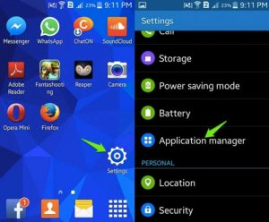 How to Move Apps to SD Card in Android