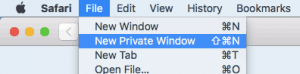 How to Open Incognito Tab in Chrome, FireFox & All Browsers
