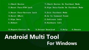 Android Multi Tools
