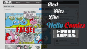 5 Best Sites like Hello Comic of 2019 [Hello Comic Alternatives]