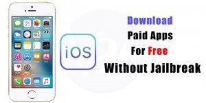 No jailbreak apps