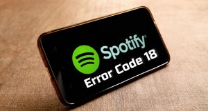 How to Solve Spotify Error Code 18 Issue