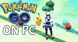 How to Play Pokemon GO on PC (Pokemon GO Desktop)