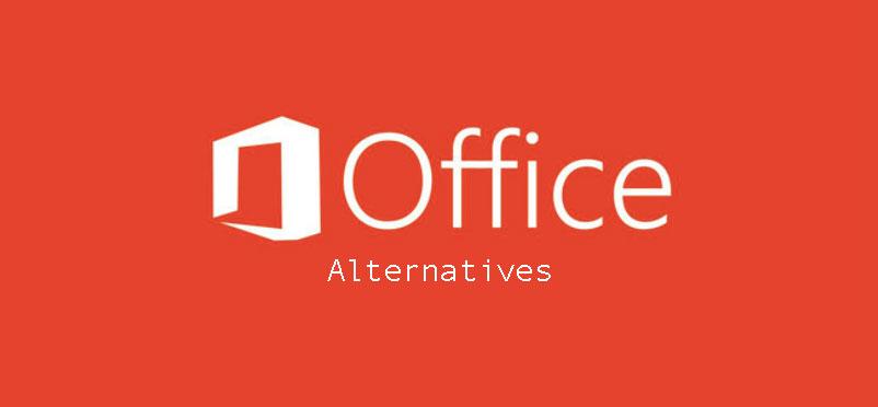 5 Best Alternatives to Microsoft Office in 2019