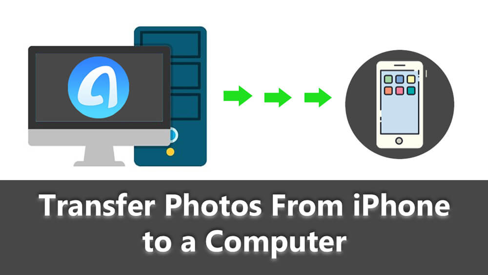 How to transfer photos iPhone to computer using AnyTrans