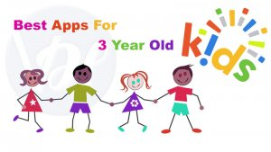 best apps for 3 years old kids