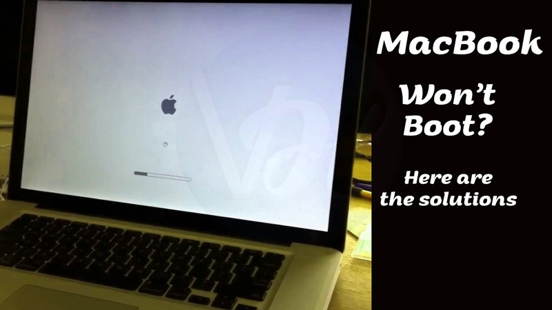 MacBook Pro Won't Boot Issue Fixed | BEST CHOICE