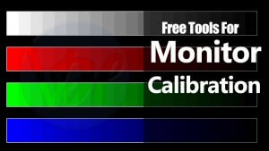 ools For Monitor Calibration