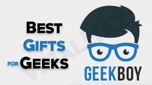 geeks gifts