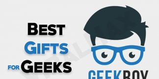 geeks gifts