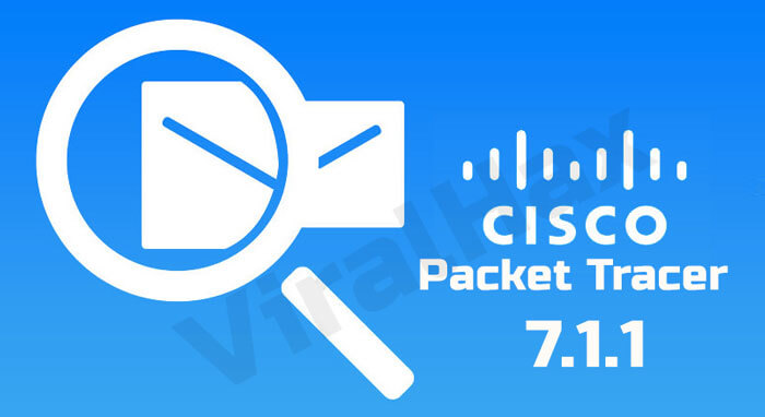 cisco packet tracer 7.1.1