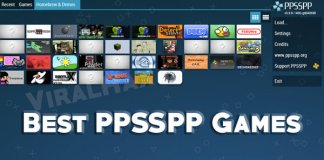 best ppsspp games