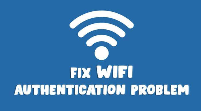Wifi Authentication Problem Thumbnail