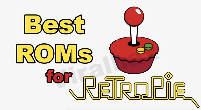 How to Download Retropie ROMs | 5 Best Retropie ROMs