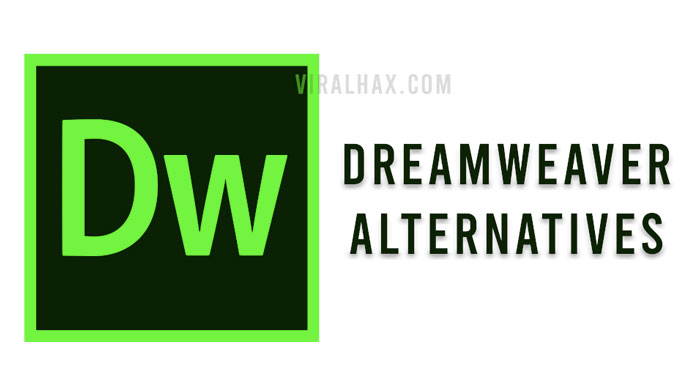 Dreamweaver alternatives