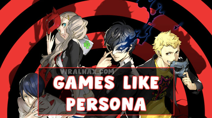 games like Persona