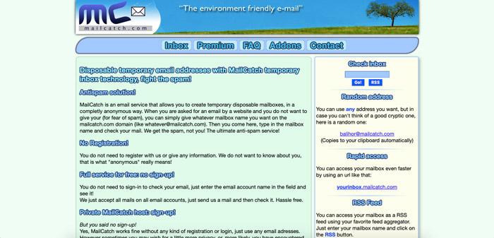 MailCatch