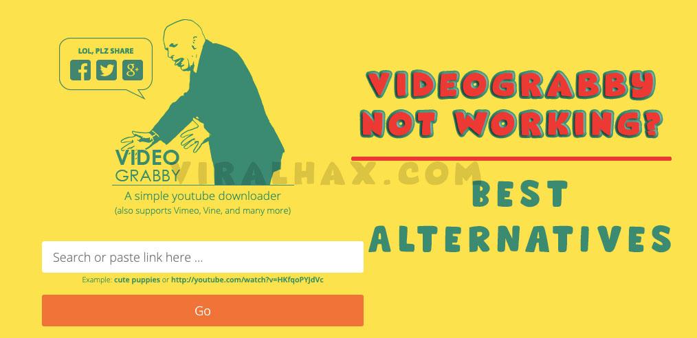 Videograbby Alternatives