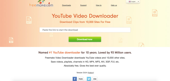 Freemake Youtube Video Downloader