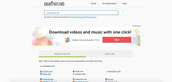 Savefrom.net