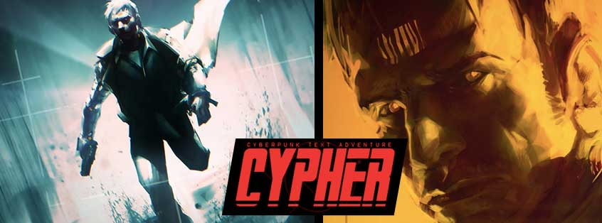 Cypher: Cyberpunk Adventures