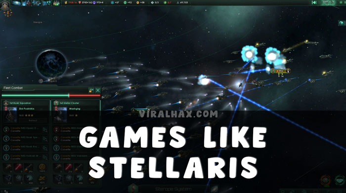 Games Like Stellaris