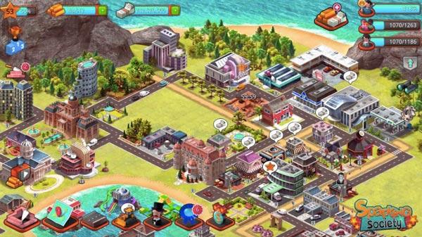 Village City - Island Simulation