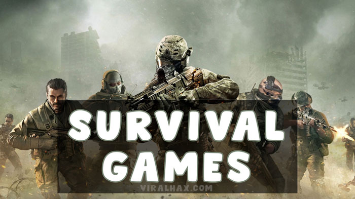 Best Survival Games of Android