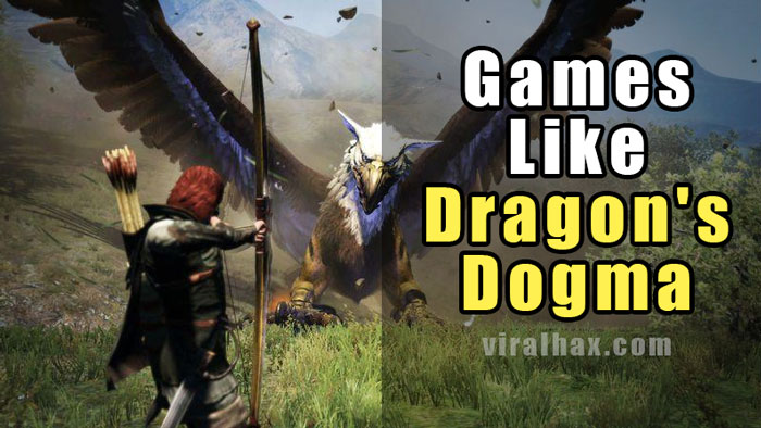 games like Dragon's Dogma