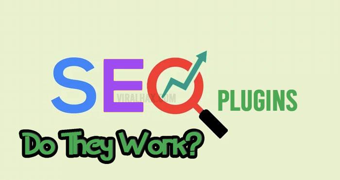 seo plugins do they work