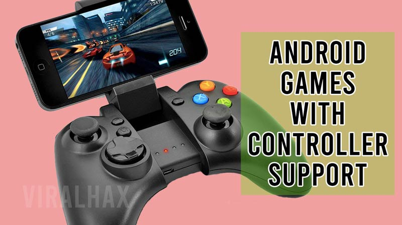 Android Games with Controller Support